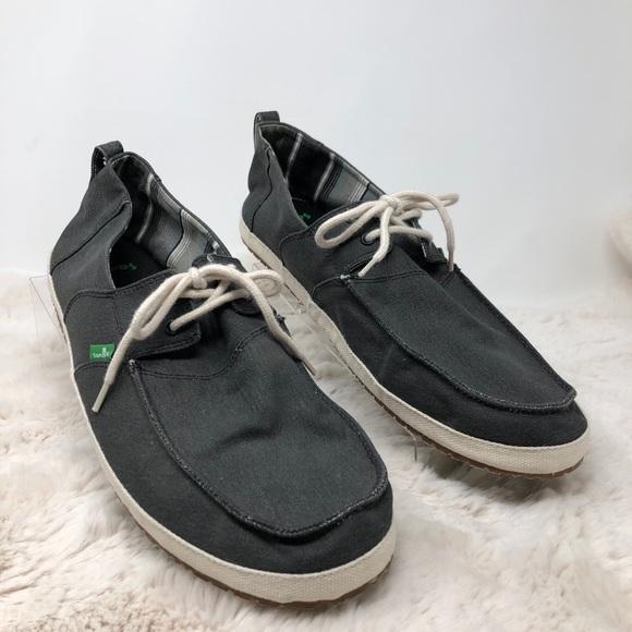 Sanuk Lace Up Shoes